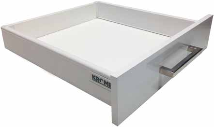 Drawer Systems- Krome