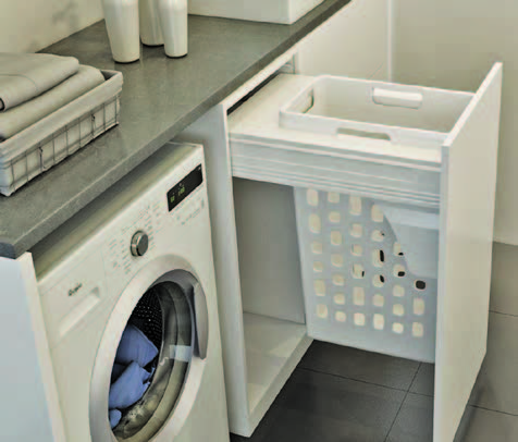 Krome Laundry Hampers