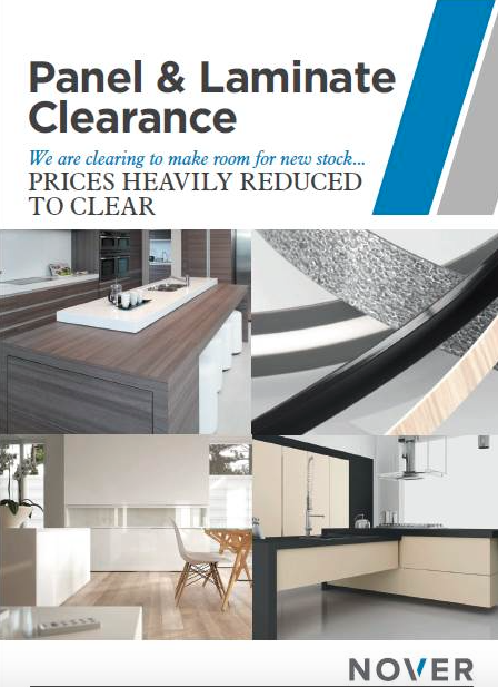 Panel & Laminate Clearance